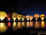 Nightglow Hardenberg,nightglow,luchtbalonnen