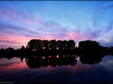 vecht,hardenberg,sunset,zonsondergang